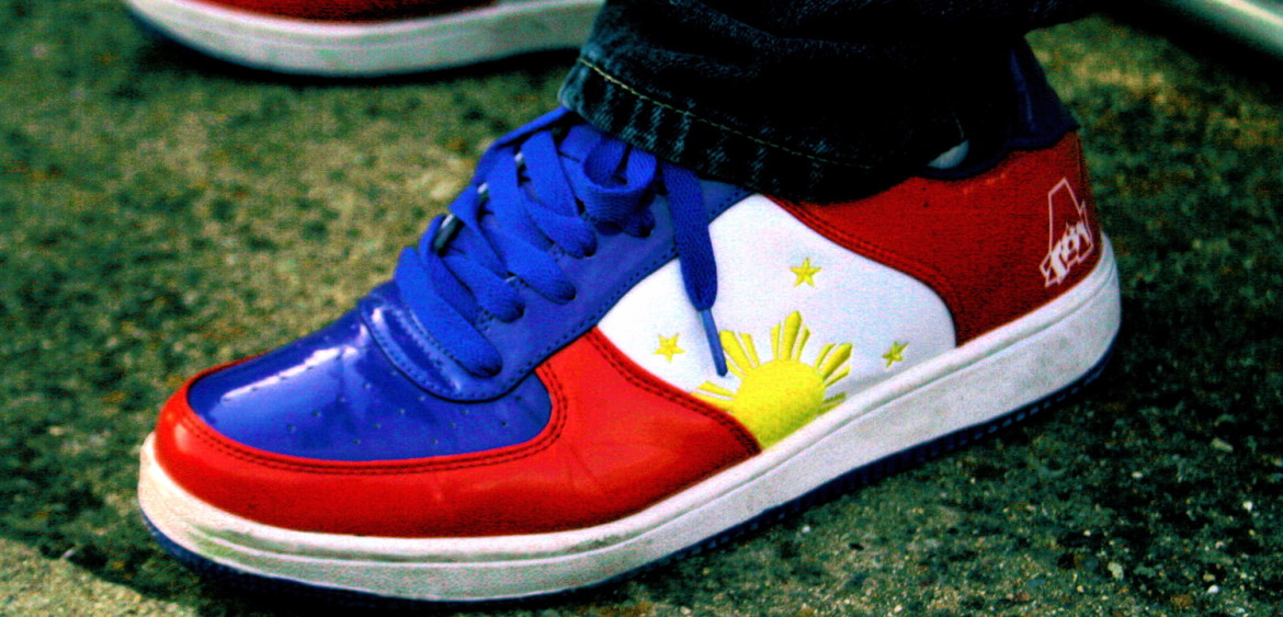 Philippines sneakers