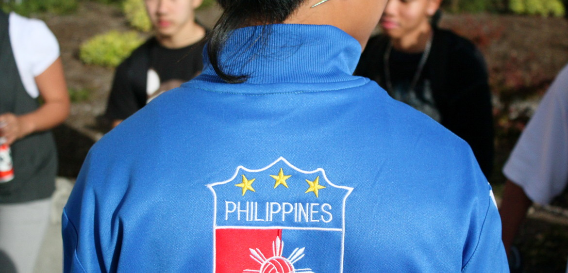 Filipino American jacket
